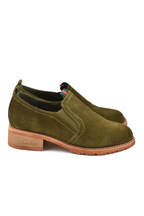 Дамски пролетни обувки