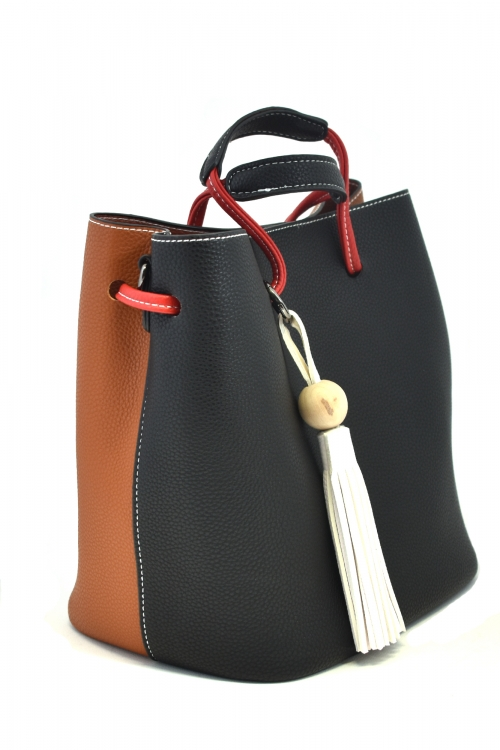 Дамска чанта в 2 цвята