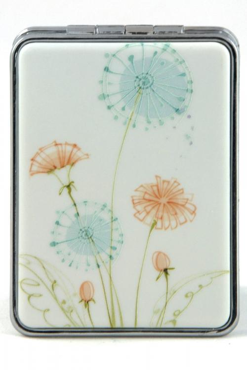 Козметично огледало Flowers